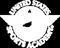 Ussa primary logo white