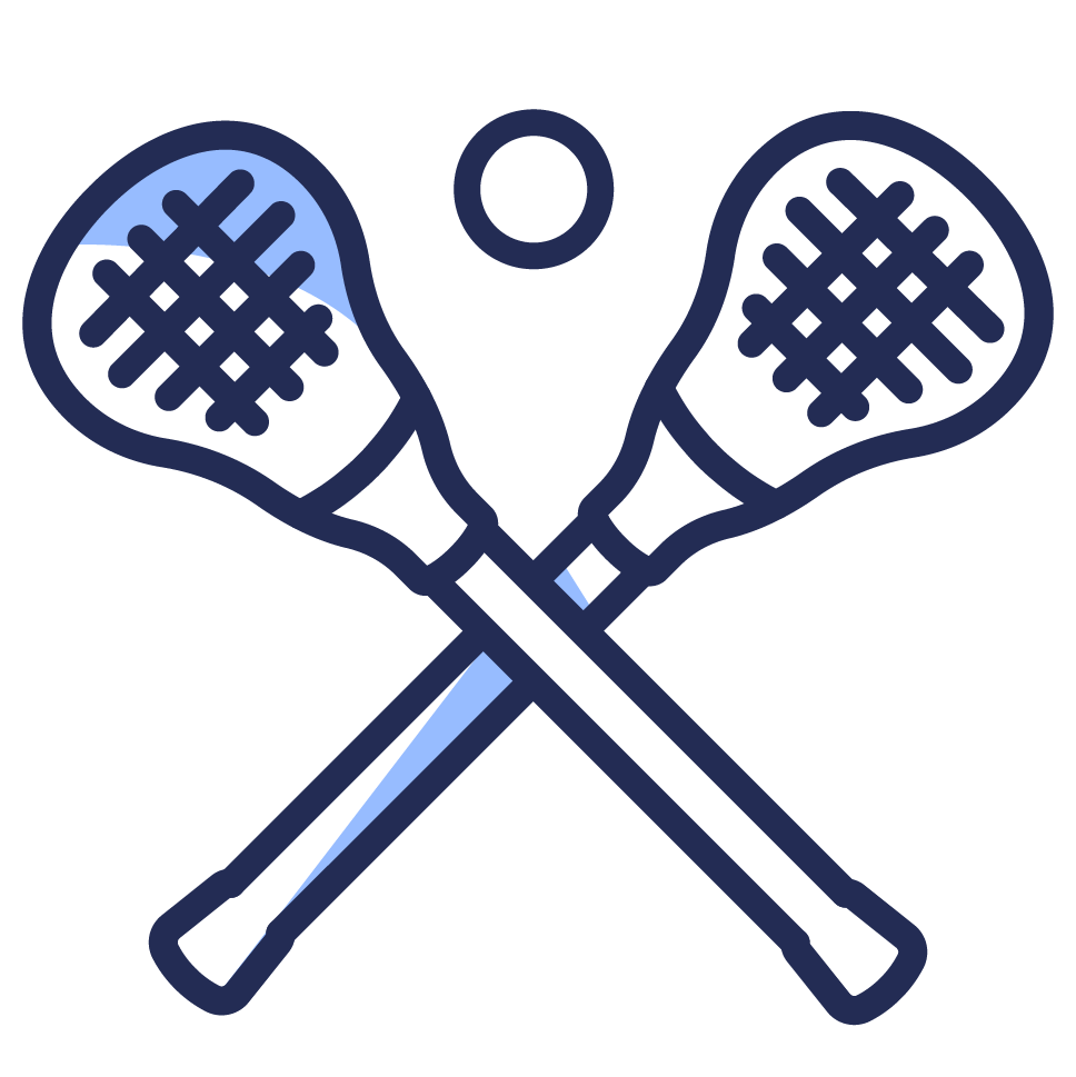 Coaching girls lacrosse 2x
