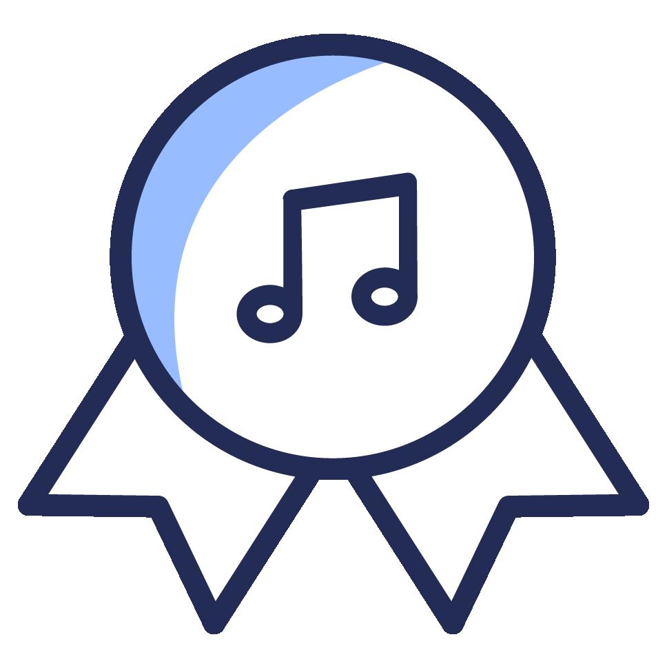 Music adjudication 2x
